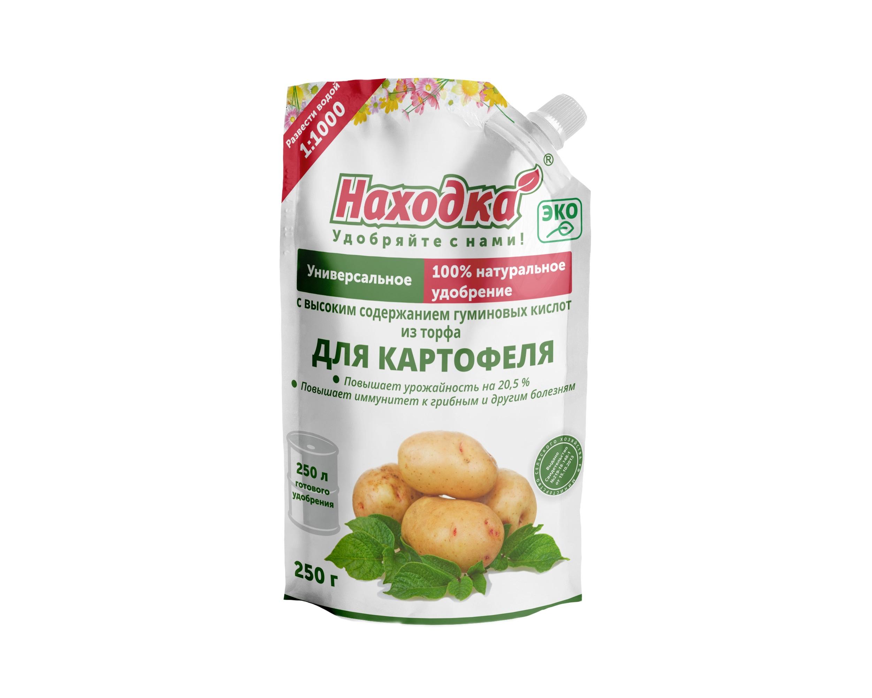 удобрение для картофеля находка
